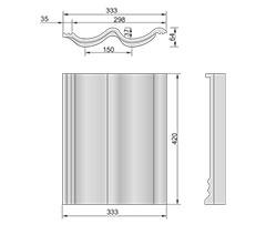 disegno-tegola-asimmetrica